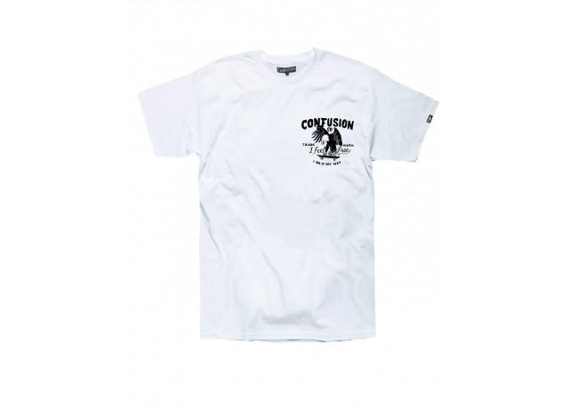 EAGLE WHITE T-SHIRT