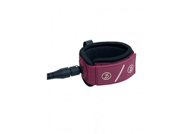 invento-surf-deflow-7ft-7mm-leash-burgundy