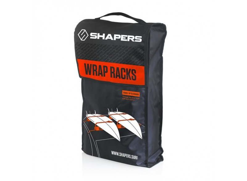 SHAPERSWHRAPIT2 - WRAP-IT RACKS DOUBLE