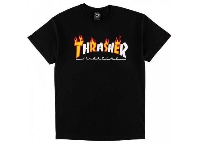 144568 - FLAME MAG T-SHIRT