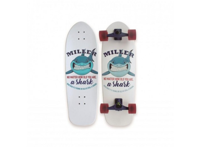 SURFSKATE SHARK 31,5