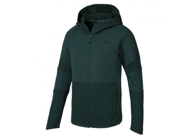 854151 - EVOSTRIPE MOVE HOODED JACKET