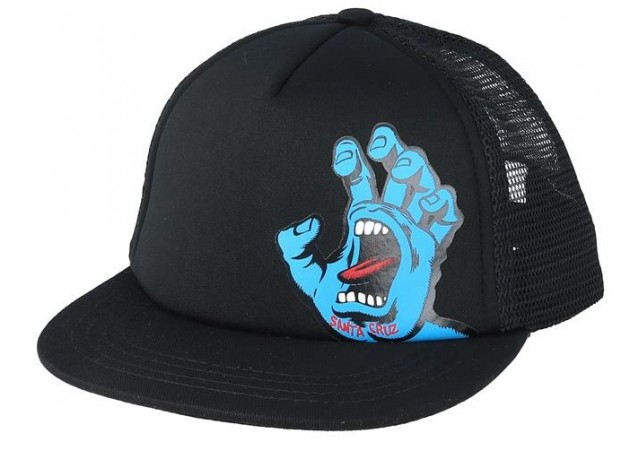 YOUTH SCREAMING HAND CAP